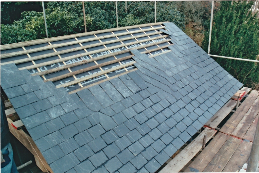 Cornish Scantle Roofing